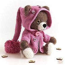 Hračky - ZĽAVA! medvedík