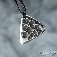 Šperky - Trsátko ocel nerez kov - Shark - 9304222_