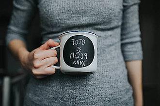 Nádoby - Toto je moja káva - 9305922_