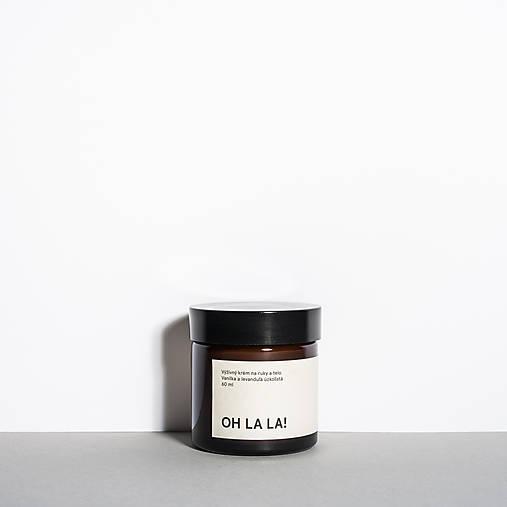 Drogéria - Krém z bambuckého masla s vanilkou a levanduľou - 9306906_