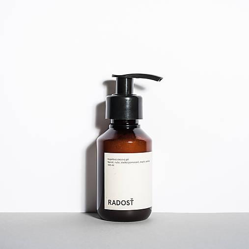 Drogéria - Kúpeľový olejový gél