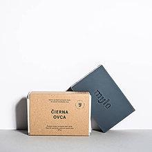 Drogéria - Uhlíkové mydlo s čajovníkom