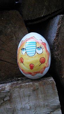 Dekorácie - kraslice z keramiky - 9305754_