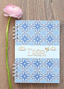 Papiernictvo - Zápisník/diár (cestovateľský) - 9303998_