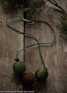 Sady šperkov - náhrdelníkové kolecie - 9304493_