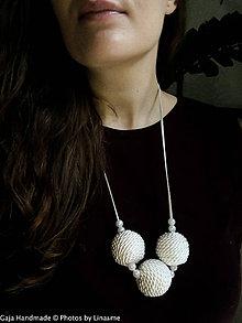 Sady šperkov - náhrdnelník - 9304548_
