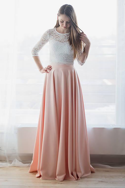 Sukne - Apricot Queen - 9303200_