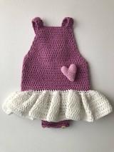 Detské oblečenie - Detské body Balerína / Bodysuit Ballerina - 9305324_