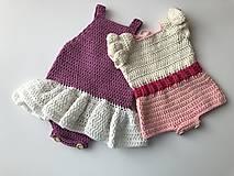 Detské oblečenie - Detské body Balerína / Bodysuit Ballerina - 9305329_