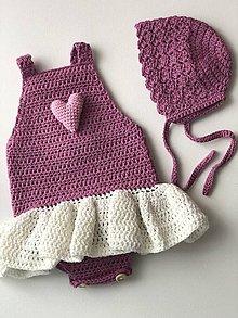 Detské oblečenie - Detské body Balerína / Bodysuit Ballerina - 9305326_