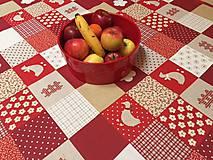 Úžitkový textil - Obrus 130x130 - 9304897_