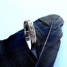 Prstene - z bieleho zlata - 9304928_