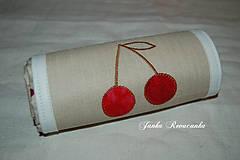 Nákupné tašky - čerešnička - 9306725_