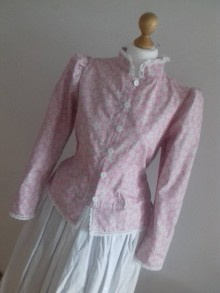 Kabáty - Folklórny kabatik - 9305585_