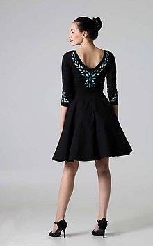 Šaty - Jewel tyrkys - 9310686_