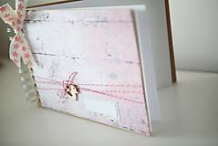 Papiernictvo - Scrapbook album na fotografie - 9309193_