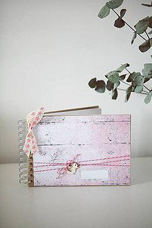 Papiernictvo - Scrapbook album na fotografie - 9309190_