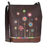 Veľké tašky - 911- tmavěhnědá - 9308203_