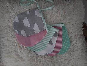 Detské doplnky - Girlanda vlajky - 9307890_