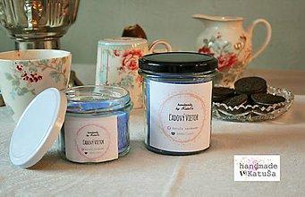 Svietidlá a sviečky - ĽADOVÝ VIETOR (350 ml) - 9307615_