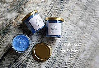 Svietidlá a sviečky - ĽADOVÝ VIETOR (200 ml) - 9307619_