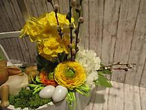 Dekorácie - Veľkonočná dekorácia - 9310827_