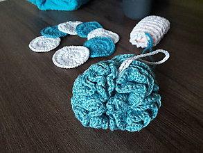 Úžitkový textil - Zero waste alebo ekologicky v kúpeľni - 9309276_