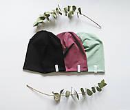 Detské čiapky - Jarná čiapka - 9310711_