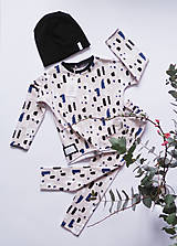 Detské oblečenie - oversize Tričko - 9310795_