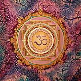 Obrazy - Mandala...Zvuk vesmíru - 9307221_