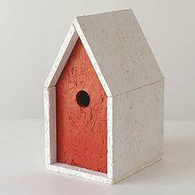 Pre zvieratká - Búdka pre vtáčiky - 9310335_