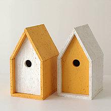 Pre zvieratká - Búdka pre vtáčiky - 9310371_