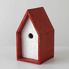 Pre zvieratká - Búdka pre vtáčiky - 9310383_
