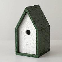 Pre zvieratká - Búdka pre vtáčiky - 9310415_