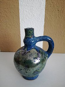 Dekorácie - Vília vázička - 9307983_