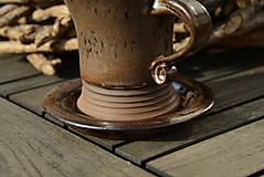 Nádoby - Cappuccino, káva, čokoláda ??? (šálka) - 9310546_