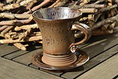Nádoby - Cappuccino, káva, čokoláda ??? (šálka) - 9310550_