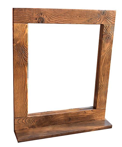 Zrkadlo s poličkou