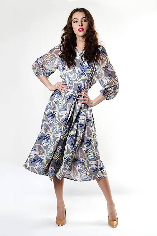 Dámske šaty Mia (48)   ceccilia - SAShE.sk - Handmade Šaty 9cc9a2a4d24