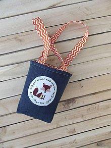 Detské tašky - detská taška líška - 9315208_