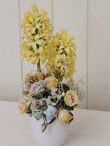 Dekorácie - Veľkonočná dekorácia, jarná dekorácia - 9311981_