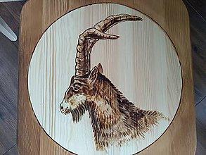Nábytok - poľovnícky stolček - 9313049_