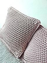 Úžitkový textil - Vankúše Nordic Day Poudre set - 9313165_