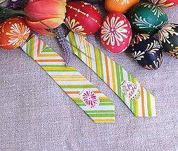 Doplnky - Veľkonočná kravatka pre najmenších - 9312301_