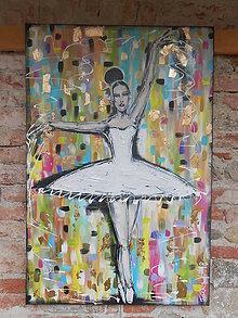 Obrazy - Sólo pre baletku - 9312614_