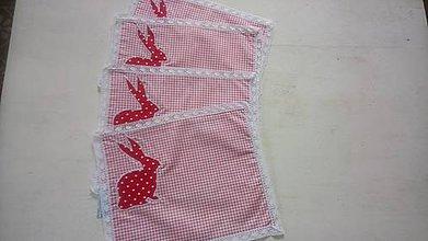 Úžitkový textil - Veľkonočné prestieranie - 9313345_