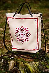 - Vyšívaná taška Živena - 9319162_