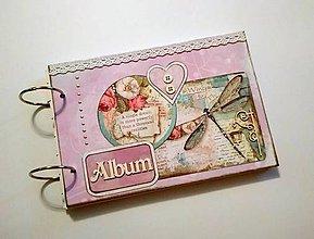 Papiernictvo - Svadobný album alebo kniha hostí A5 - 9318021_