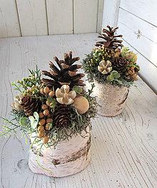 Dekorácie - jesenná dekorácia (sušina) - 9317647_