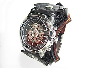 Náramky - Steampunk hodinky III - 9316405_